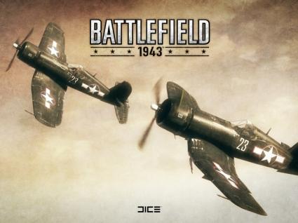 Battlefield 1943 Wallpaper Battlefield Games