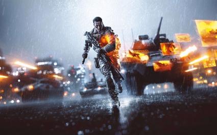 Battlefield 4 4K 8K