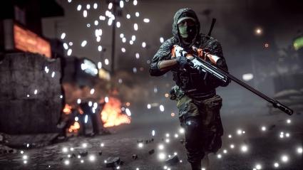 Battlefield 4 Sniper