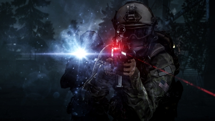 Battlefield 4 Zavod Graveyard Shift 4K