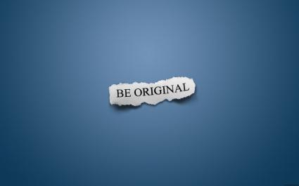 Be Original Widescreen
