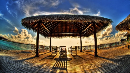 Beach Sun Nature