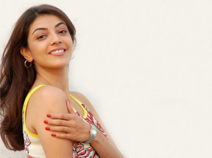Beautiful Actress Kajal