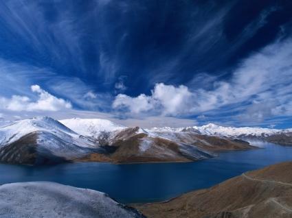 Beautiful Blue Mountains Landscape Wallpaper Landscape Nature
