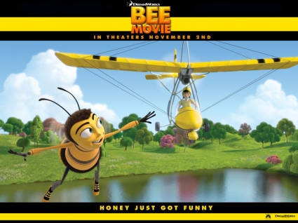 Bee Movie Wallpaper Bee Movie Movies