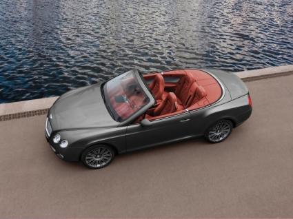 Bentley Continental GTC Speed Wallpaper Bentley Cars