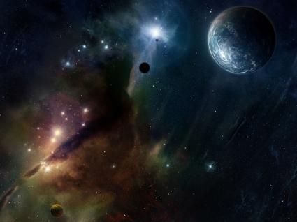 Beyond Horizons Wallpaper Space Nature