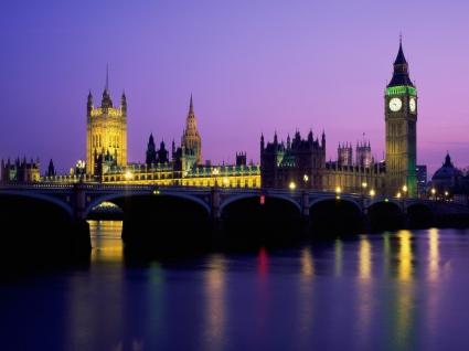Big Ben Houses of Parliament England