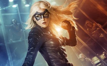 Black Canary in Arrow