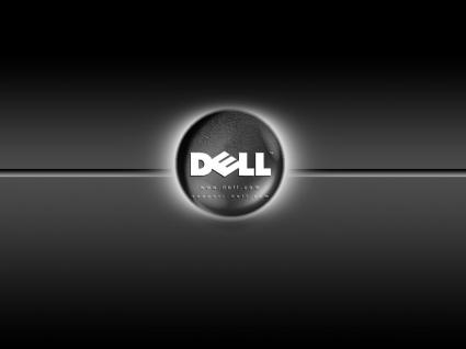 Black Dell Wallpaper Dell Computers