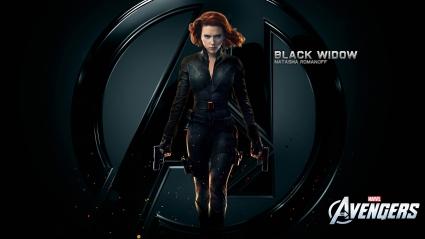 Black Widow Natasha Romanoff