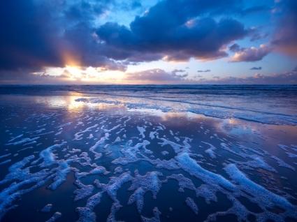 Blue Beach Wallpaper Beaches Nature