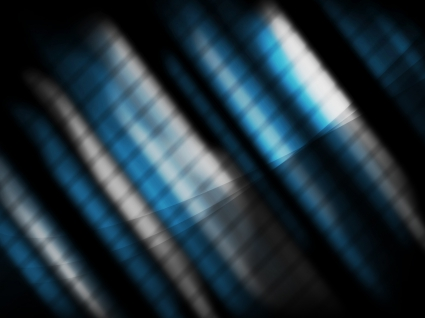 Blue Designs Abstract