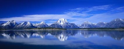 Blue Mountains Dual Monitor