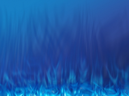 Blue Phlame Wallpaper Abstract 3D