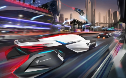 BMW 2025 ePatrol