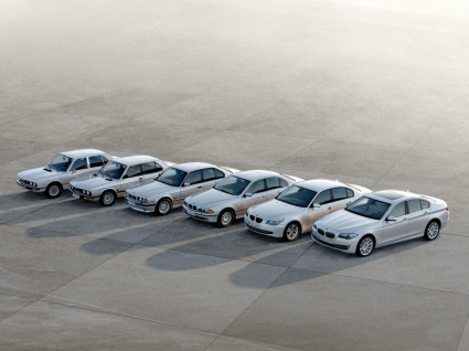BMW 5 Series Wallpaper BMW Cars