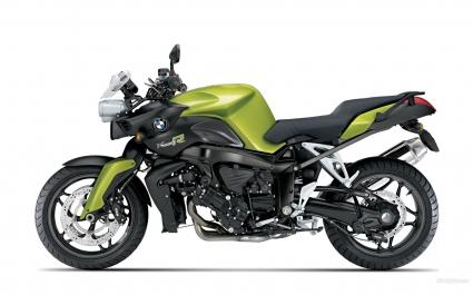 BMW K 1200 R 2008 Green