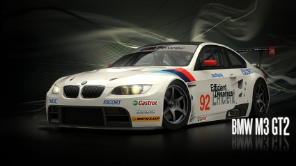 BMW M3 GT2 Sport
