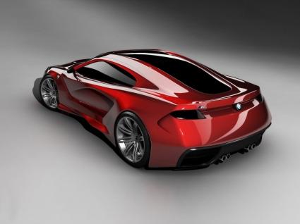 BMW M Concept Design Wallpaper Concept Cars