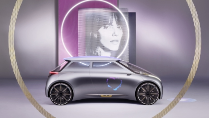 BMW Mini Vision Next 100 Concept 4K 5K