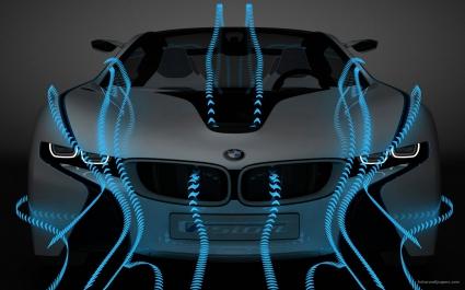 BMW Vision Efficient Dynamics Concept 8