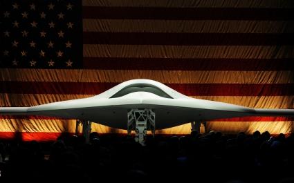 Boeing X 45 Phantom Ray