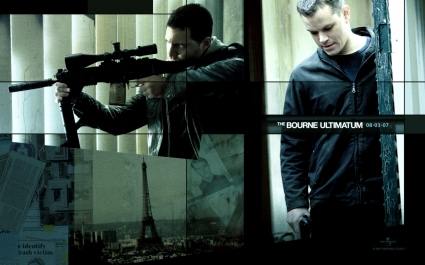 Bourne Ultimatum 2007 Wallpaper Bourne Ultimatum Movies