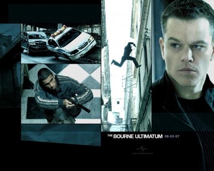 Bourne Ultimatum movie Wallpaper Bourne Ultimatum Movies