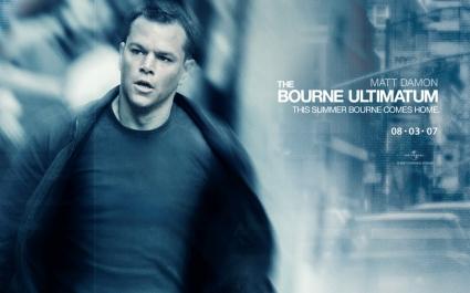 Bourne Ultimatum Wallpaper Bourne Ultimatum Movies