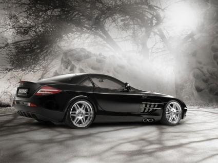 Brabus SLR McLaren Wallpaper Mercedes Cars