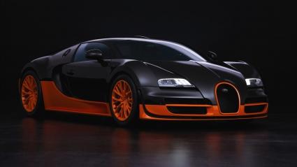 Bugatti Veyron Sports