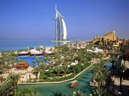 Burj Al Arab Wallpaper United Arab Emirates World