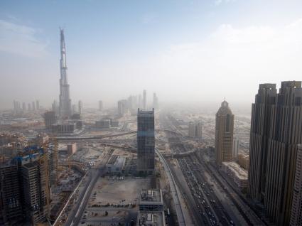 Burj Dubai 2010