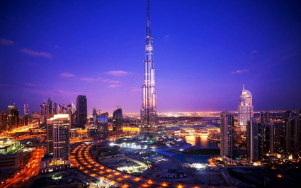 Burj Khalifa Tower Dubai