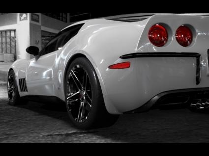 C3R Corvette Stingray Wallpaper Chevrolet Cars