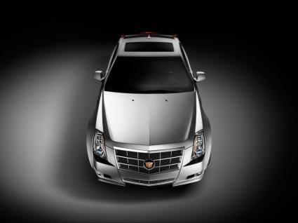 Cadillac CTS Coupe Wallpaper Cadillac Cars