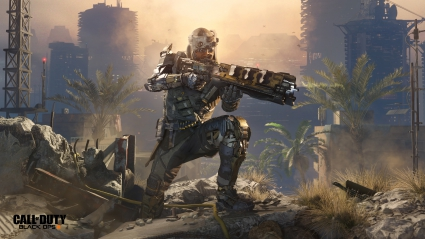 Call of Duty Black Ops 3 Specialist Prophet