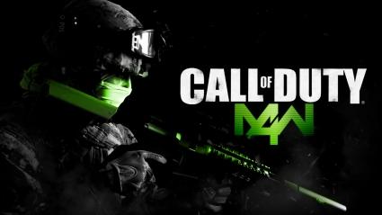 Call of Duty Modern Warfare 4 Game