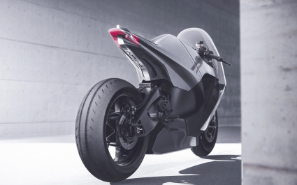 Camel Bold Electric Supersport Motorcycle