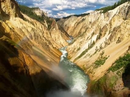 Canyon Wallpaper Landscape Nature