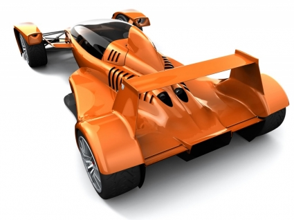 Caparo T1 Concept Wallpaper Concept Cars
