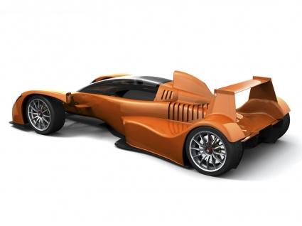 Caparo T1 Wallpaper Concept Cars