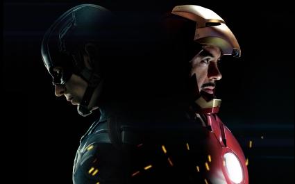 Captain America 3 Civil War Iron Man