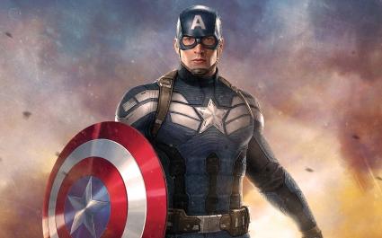 Captain America Artwork