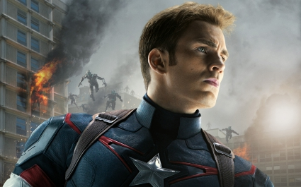 Captain America Avengers Age of Ultron