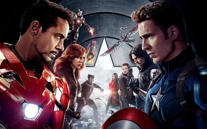Captain America Civil War 8K