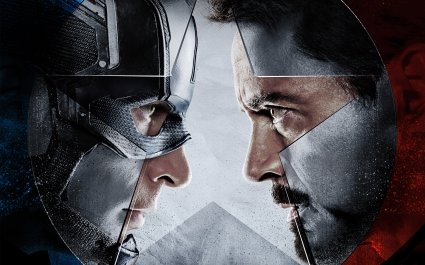 Captain America Vs Iron Man 2016