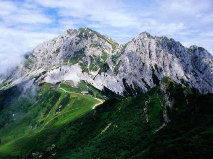 Carnic Alps Italy