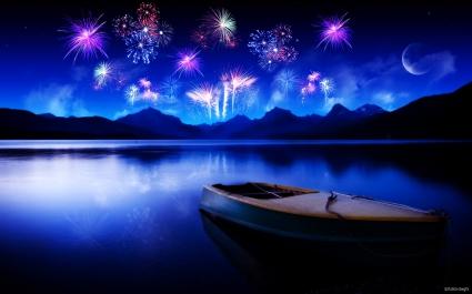 Celebrating 2012 New Year